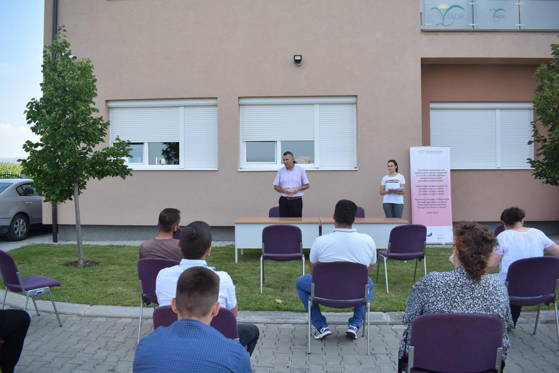Certifkimi i përfituesve, mundësi për të treguar zotësinë nga trajnimet e mësuara