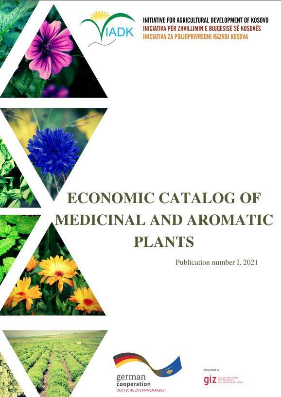 IADK publikon katalogun ekonomik të Bimëve Mjeksore dhe Aromatike (BMA)