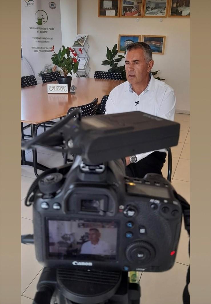 Video reportazh për mundësitë e përkrahjes nga IADK